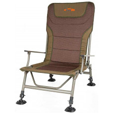 Кресло карповое с подлокотниками Fox Duralight chair (до 180кг)
