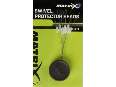 Защита узлов при фидерном монтаже - Swivel Protector Beads Matrix
