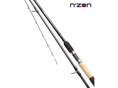 Фідер вудилище Daiwa N Zon S Feeder, тест риболовлею