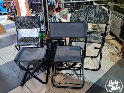 Добре сидіти (на стільцях), краще ніж стояти