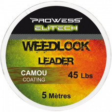 Ледкор Prowess WEEDLOOK LEADER LINE 45LB  CAMOU COATING 5m PRCLA4002CAMOU