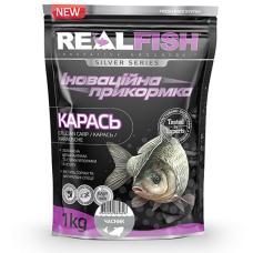 Прикормка Real Fish Карась Часник