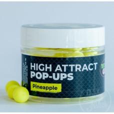 Бойли Technocarp Pop-Up Pineapple, 8mm, 25g