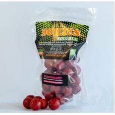 Бойли пилячі Technocarp Strawberry, 20 мм, 250 гр