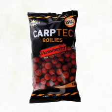 Бойли Dynamite Baits Carp-Tec Strawberry 20mm - 1kg, DY1167