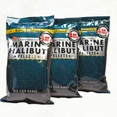 Пеллетс Dynamite Baits Marine Halibut Pellets, 6mm, 900g, DY092