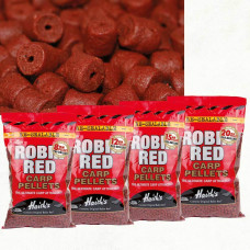 Пеллетс Dynamite Baits Robin Red Carp Pellets, 20mm (Pre-Drilled), 900g, DY085