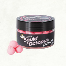 Бойли Dynamite Baits Fluro Pop-Up - Squid & Octopus - 12mm, DY1610