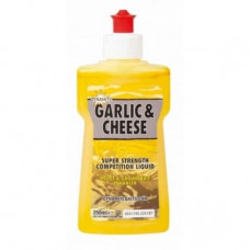 Ліквід Dynamite Baits Xl Liquid - Garlic & Cheese 250ml, DY1631