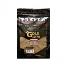 Добавка Traper Gold Series Смажені Коноплі, 400 гр